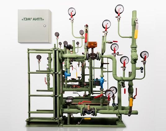 Подбор систем автоматизированного теплового пункта Гатчина теплообменник схема и назначение