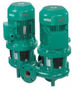 Сдвоенный насос Wilo Crono Twin - DL