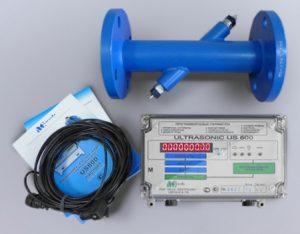 Расходомер-счетчик ультразвуковой US 800