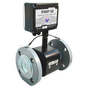 Преобразователь расхода электромагнитный Эмир-Прамер-550