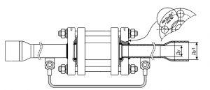 Комплект соединений трубопроводов монтажный КМ