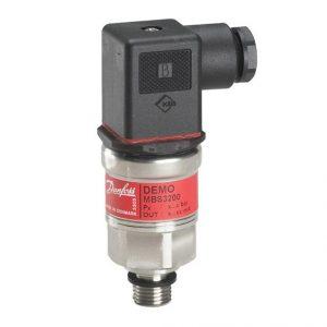 Компактный преобразователь давления MBS 3200