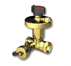 Клапан регулирующий BALLOREX типа DP