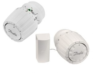 Радиаторный терморегулятор RA
