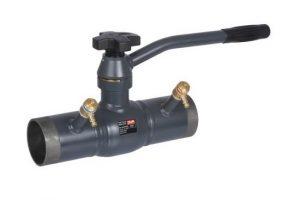 Клапан (кран) запорно-регулирующий типа JiP BaBV