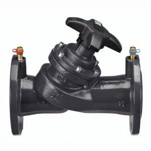 Ручные фланцевые балансировочные клапаны MSV-F2