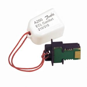 Электронные ключи программирования для ECL Comfort 210/310