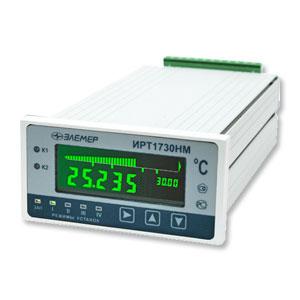 ИРТ 1730НМ – измеритель-регулятор 1 канал