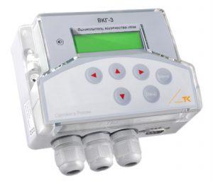 Вычислитель количества газа ВКГ-3Т