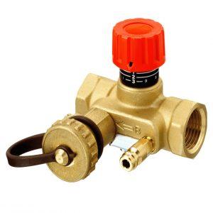 USV-I клапан балансировочный